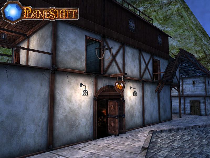 PlaneShift screenshot