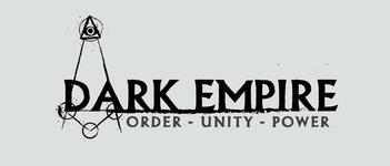 The Dark Empire logo